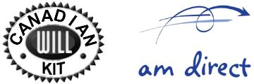 Canadian Will Kit stamp logo
